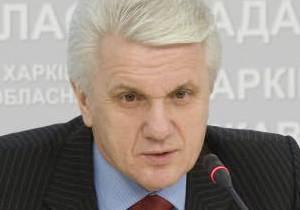 Литвин: Если закон принят, то за него не может быть стыдно