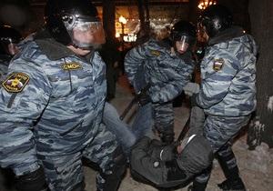 МИД РФ считает московскую полицию более гуманной, чем американскую