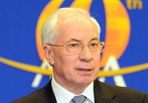 Азаров предлагает провести антикоррупционные проверки в Партии регионов