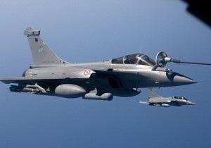 Британские ВВС уничтожили бронетехнику Каддафи в Мисрате