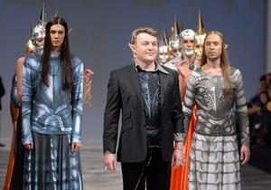 Фотогалерея: Дефиле единорогов. В Киеве открылась 29-я Ukrainian Fashion Week