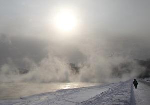 Швед провел два месяца в заваленной снегом машине