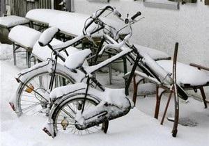 В Лапландии выпал первый снег