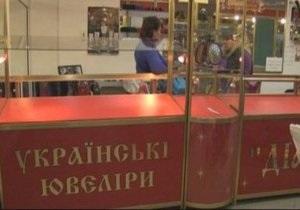 В Луганской области неизвестные в лыжных масках ограбили ювелирный магазин