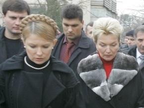 Богатырева призвала Тимошенко отказаться от охоты на ведьм