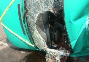 МЧС: В ДТП в Полтавской области пострадали 17 человек - девять россиян и восемь украинцев