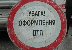 В Черкасской области в результате ДТП погибли три человека