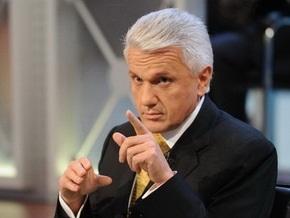 Литвин пообещал подписать закон о Раде, несмотря на намерения Ющенко его обжаловать