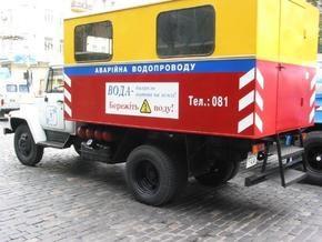 Полтысячи работников Киевводоканала пикетируют Киевсовет, требуя повысить тарифы на ЖКХ