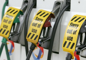 Налоговики Киева остановили работу цеха по производству контрафактного бензина