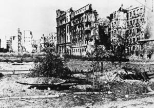 Дрезден на Волге: 70 лет бомбардировке Сталинграда