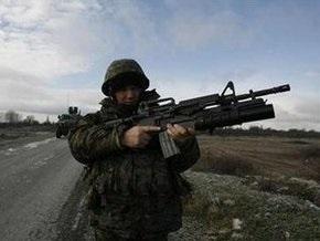 Южная Осетия снова обвиняет  Грузию в обстреле своей территории