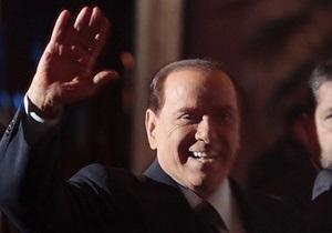 Берлускони начал предвыборную кампанию темой борьбы с коммунизмом