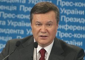 Янукович поручил в кратчайшие сроки расследовать нападение на журналиста Обозревателя