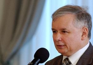 Ярослав Качиньский готов участвовать в выборах президента, чтобы завершить миссию брата