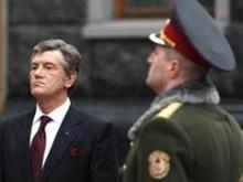 Рада отказала Ющенко в создании Национальной гвардии