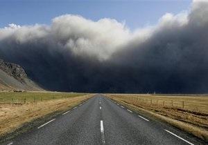 Метеорологи: Облако пепла из Исландии повернет к Арктике