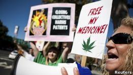 В Калифорнии продавцы марихуаны готовятся к репрессиям