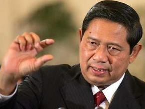 На выборах в Индонезии победил действующий президент