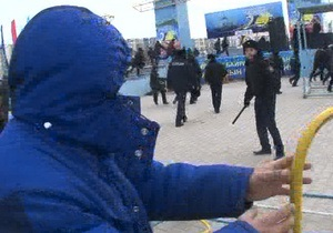 МИД Казахстана: Преступники используют забастовку нефтяников в своих целях