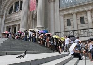 Выставка Маккуина в Нью-Йорке вошла в десятку самых популярных
