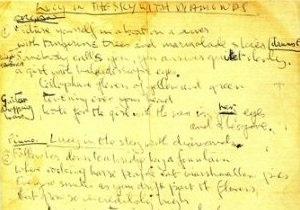 Рукопись Джона Леннона оценили в $200 тысяч