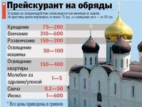 Одесские священники будут молиться, чтобы  Господь вразумил журналистов болезнями