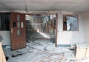 В Запорожье сработало взрывное устройство из кастрюли, алюминиевой пудры и селитры