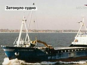 Моряки экипажа затонувшего  норвежского судна  по-прежнему считаются пропавшими без вести