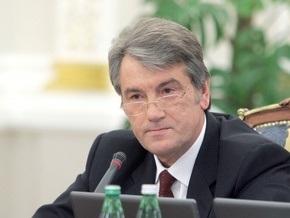 Ющенко остановил действие указа о досрочных выборах