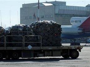 Таджикистан предоставил НАТО наземные коммуникации для транзита в Афганистан