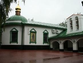 Захват помещения Свято-Троицкого монастыря совершили жители района