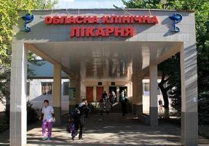 СМИ: Одесскую санитарку, попросившую Азарова поднять медикам зарплату, уволили