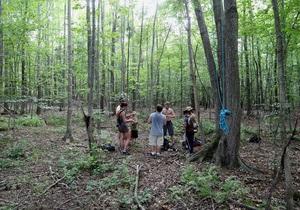 На Волыни регистрируют всех посетителей леса