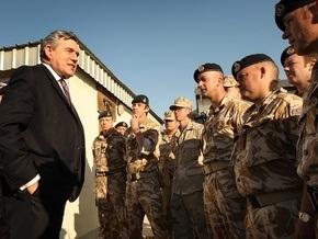 Часть британского контингента может остаться в Ираке еще на год