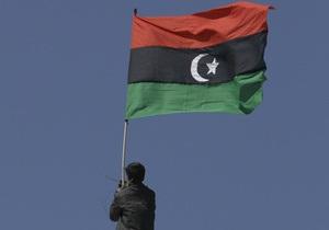 В Ливии переизбран глава ПНС