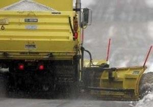 Из-за снегопада в Бельгии зарегистрирован абсолютный рекорд пробок на дорогах