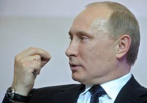 Путин заявил, что не будет вмешиваться в дело Pussy Riot