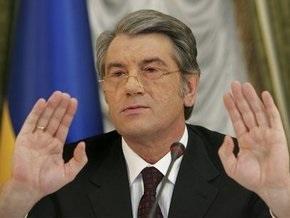 Ульянченко объяснила причину падения рейтинга Ющенко
