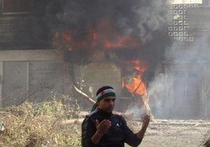 Правозащитники: обстрел АЗС возле Дамаска сирийской армией унес жизни 30 человек