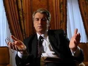 Ющенко: У страны, которая финансирует дефицит бюджета за счет кредита МВФ, нет будущего