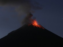 В Новой Зеландии обнаружен вулкан в вулкане