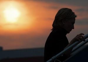 Клинтон: США с союзниками намерены обеспечить дальнейшую изоляцию Ирана