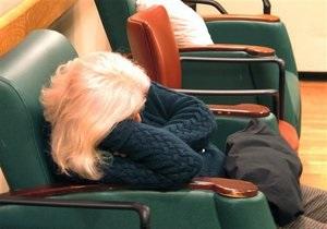 Британка проспала 44 дня подряд
