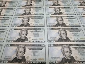 Торги на межбанке открылись в диапазоне 7,70-7,73 гривны за доллар