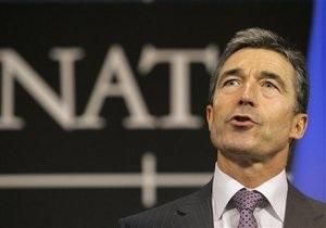 НАТО считает соглашение о размещении российской базы в Абхазии незаконным