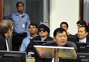 В Камбодже начался суд над уцелевшими соратниками Пола Пота