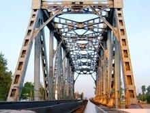 В Чехии украли железнодорожный мост