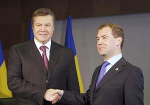 Ъ: Янукович едет в Москву обсудить цены на газ и Таможенный союз