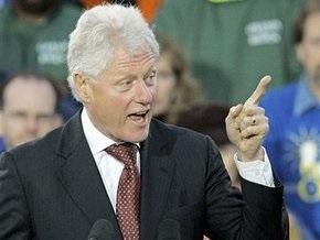 Билл Клинтон выступит в поддержку Обамы